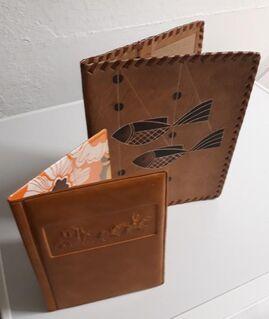 Schreibmappen Briefmappen mit Motiv - Nürnberg