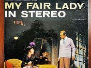 My Fair Lady Rex Harrison Julie Andrews Schallplatte LP - Trendelburg Zentrum