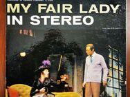 My Fair Lady Rex Harrison Julie Andrews Schallplatte LP - Trendelburg Zentrum