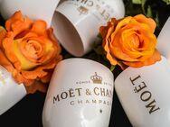 orig Moet Cup CHANDON Becher Champagnerglas Glas Gläser Cup Neu - Nienburg (Weser)