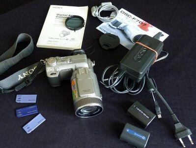 Sony DSC-F707 Cyber Shot - Offenbach (Main)