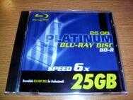 Platinum BD-R 25 GB Speed 6x - Hirschberg (Thüringen)