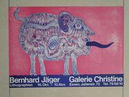 11 Plakate 1969 und 1970, Albers, Jäger, Gassebner, Kramer, Sander, Reimer, Jochims, Neue Gruppe Münster 60 - Coesfeld