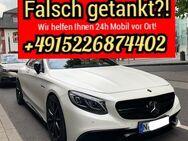 Falsch getankt in Fürth? Wir helfen Ihnen 24h Mobil vor Ort! - Fürth