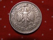1 DEUTSCHE MARK 1954-J,Lot 813 - Reinheim