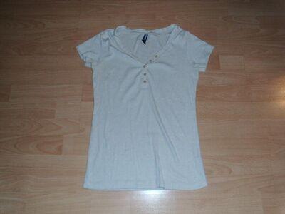 T-Shirt von Colours of the world, beige, Gr. 38 - Bad Harzburg