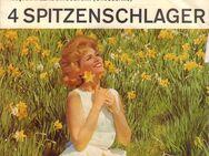 Schallplatte Vinyl 7'' Single - Vier Spitzenschlager - Zeuthen