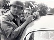 ELVIS PRESLEY IN BAD NAUHEIM          PRIVATFOTO !!! - Herten