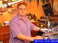 DJ Sven - Sven´s Discothek für Hochzeit, Geburtstag & Party in MV - Rostock