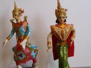 Trachtenpuppen Thailand Thai Classic Dolls Souvenir Andenken zus. 8,- - Flensburg