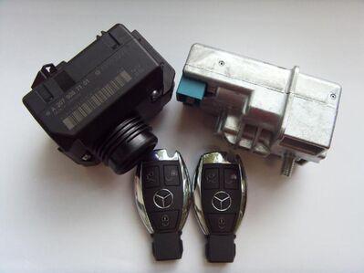 Lenkradschloss Mercedes W204, W207, W212, X204 ELV EIS Express - Langenhagen