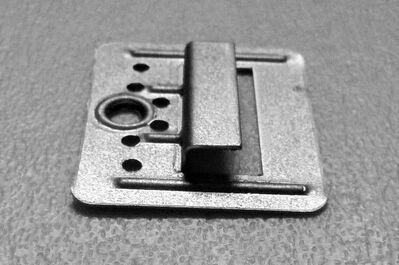 Mayco Profilholz-Paneelkrallen K250, Nut 2,5 mm,350 Stück für ca.16 m² - Verden (Aller)