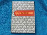 Shell Motorradbuch alt. Aus Nachlass
