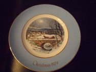Weihnachtsteller 1979 - Marl (Nordrhein-Westfalen)
