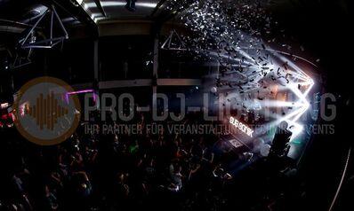 Magic FX Konfettikanonen - handheld confetti - Confetti Shooter - Wismar