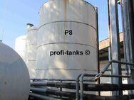 P8 gebrauchter 20.000 L Edelstahltank V2A V4A isoliert stehend Heizspirale Glycerin-Tank - Nordhorn