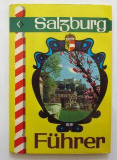 Salzburg-Führer (1968) - Münster