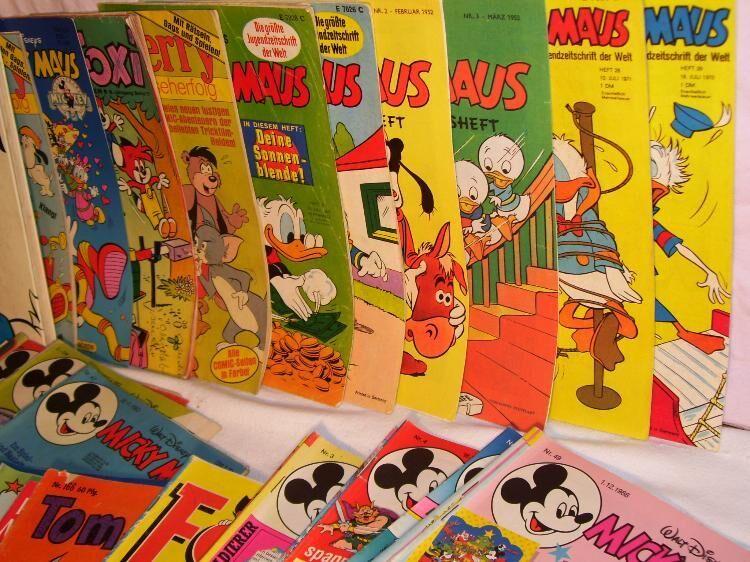 Micky Maus-- T. + Jerry - Telgte Zentrum