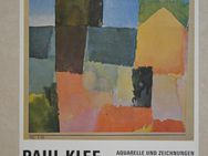 Plakat Paul Klee 1969 Museum Folkwang Essen 42x59 cm - Coesfeld