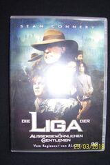 """DVD """" Die Liga der außergewöhnlichen Gentlemen"""""""