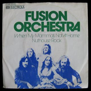 Fusion Orchestra - When My Mama's Not At Home (Single) - Niddatal Zentrum