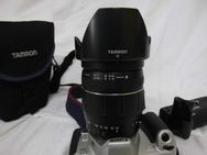 CANON EOS 300, Tamron AF 28-300mm, Hama Filter M72, Canon Battery Pack BP-200 - Zeuthen