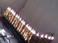 Lichter-Kerzen-Kette für innen, noch unbenutzt - Simbach (Inn)