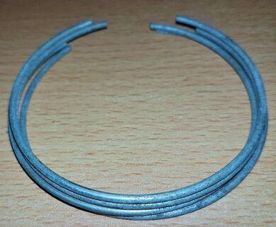4 x Stück 72 mm Halterungsringe passend für alle MB Nabendeckel - Verden (Aller)