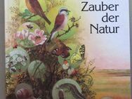 Zauber der Natur. Sehr schöne farbige Natur- und Tierzeichnungen und auch einige Farbfotos. - Münster