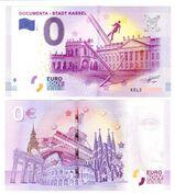 0 Euroschein Dokumenta Stadt Kassel
