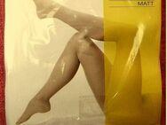 5 x Damen-Feinstrumpfhose C&A Canda Hit 20 den Größe M ( 40-42 ) - Farbe : pearl. beige - Groß Gerau