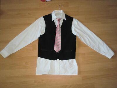 5tlg. Erstkommunion-Anzug zu verkaufen *neuwertig* - Walsrode