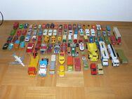 Spielzeugautos aus den 80ern Siku, Matchbox, Corgi, Majorette,... - Düsseldorf