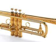 Kühnl & Hoyer Malte Burba Premium Trompete vergoldet. Neuware