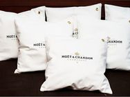 1 x Moet Moët Chandon Ice Imperial Kissenbezug Kissen Outdoor Bar Bistro Cushion Pillow Lounge