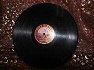 Gramophone Schellackplatte, Ninon Guerald / Chanson de France, Chut Chut Chut - Zeuthen