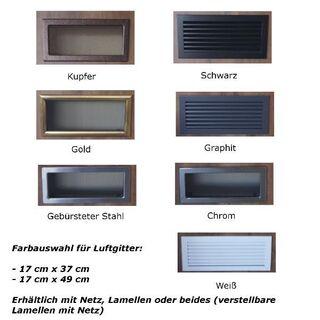 Kaminbausatz Imperial Extra Plus Wasserkamin WLTh 12 Linksverglast - Hamburg Wandsbek