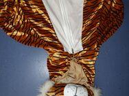 [Inkl. Versand] Erwachsenenkostüm Tiger Plüsch, ca. 180 cm - Stuttgart