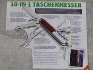 TASCHENMESSER 10-in1 - Stuhr