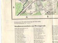 Wernigerode Historisch - Stadtplan - Nürnberg