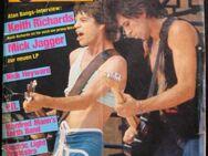 Musik Szene (Dez. 1983) mit Rolling Stones, Manfred Mann uvm. - Niddatal Zentrum