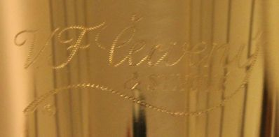Original V.F. Cerveny Governor Euphonium 3 + 1 Ventile, Neuware mit Koffer - Hagenburg
