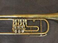 Deutsche Elaton B - Konzert - Trompete inklusive Koffer