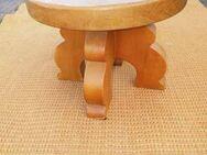 Massivholztisch / Buchenholztisch / schwere Qualität / Tisch zur Aufarbeitung - Zeuthen