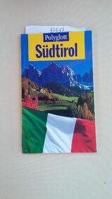 Polyglott Reiseführer - Südtirol. Broschierte TB-Ausgabe v. 1999, Polyglott Verlag