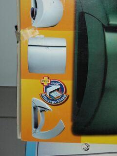 Briefkasten mit Zeitungsfach - Ulmen Ulmen