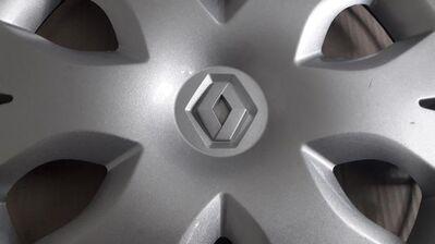 """Radkappe für Renault Megane 2 / Renault Megane Grandtour / Renault Megane 2 Coupe-Cabrio / Renault Scenic 2 15"""" 1 Stück Sehr guter Zustand - Bochum"""