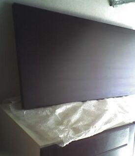 Tischplatte schwarz, 120 x 60 cm, neu, unbenutzt - Simbach (Inn) Zentrum