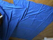 1 Paar Himmelblaue Kinderzimmer Baumwolle ca. 125 cm br x 267 vom l - Bonn