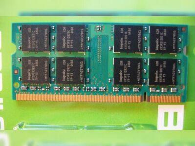 RAM-Speicher HYNIX 1 GB 2Rx8 PC2-5300S-555-12 neuwertig - Celle